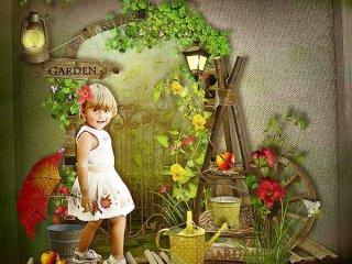 Promo alice garden