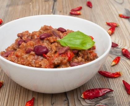 Chili con carne marmiton