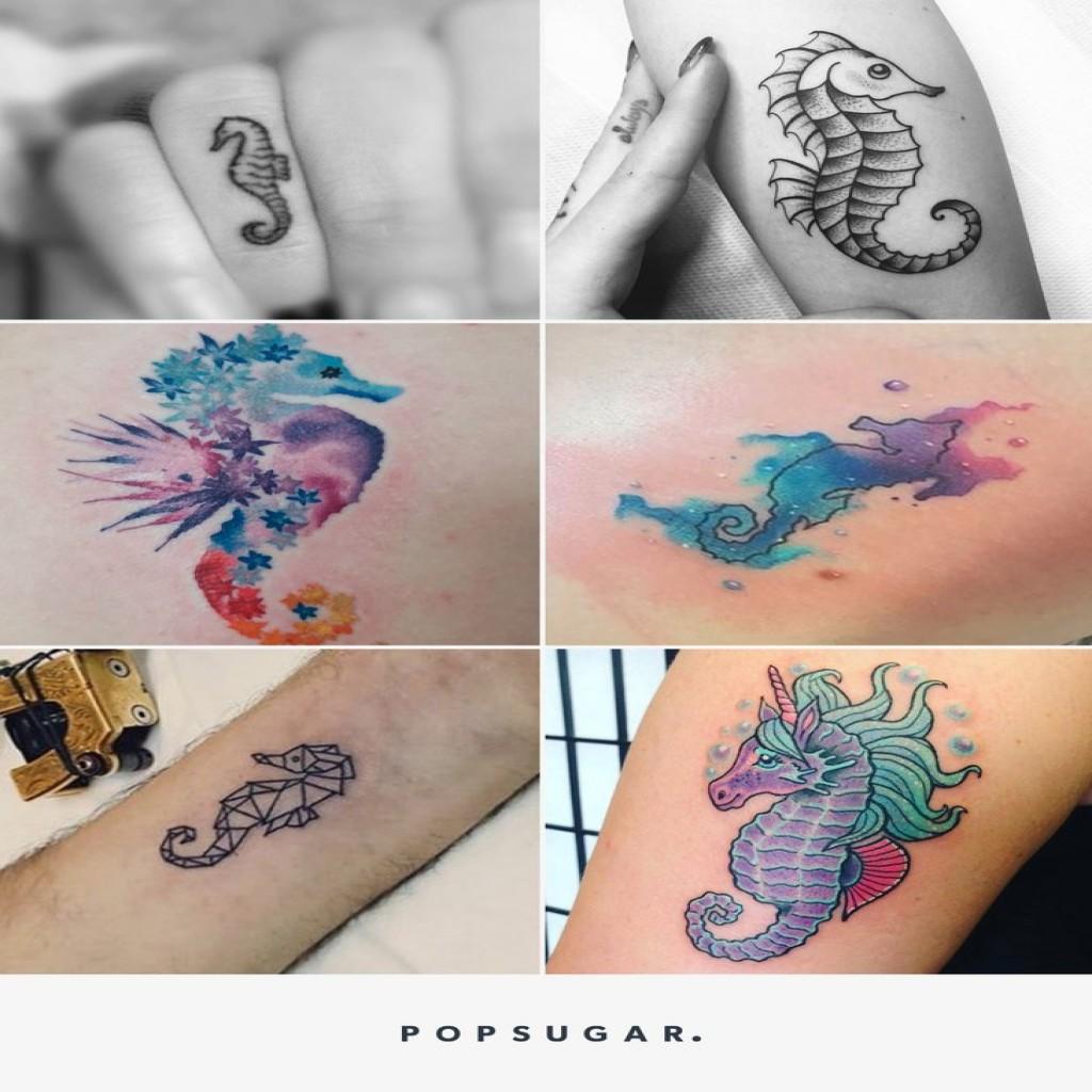 Signification tatouage hippocampe