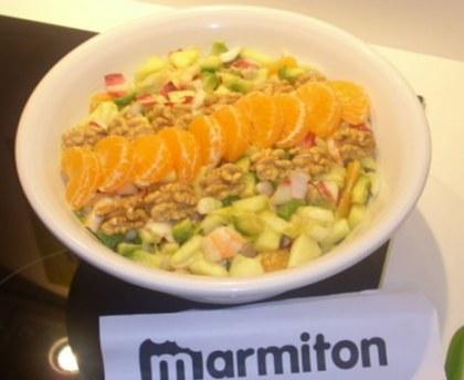 Marmiton salade composée