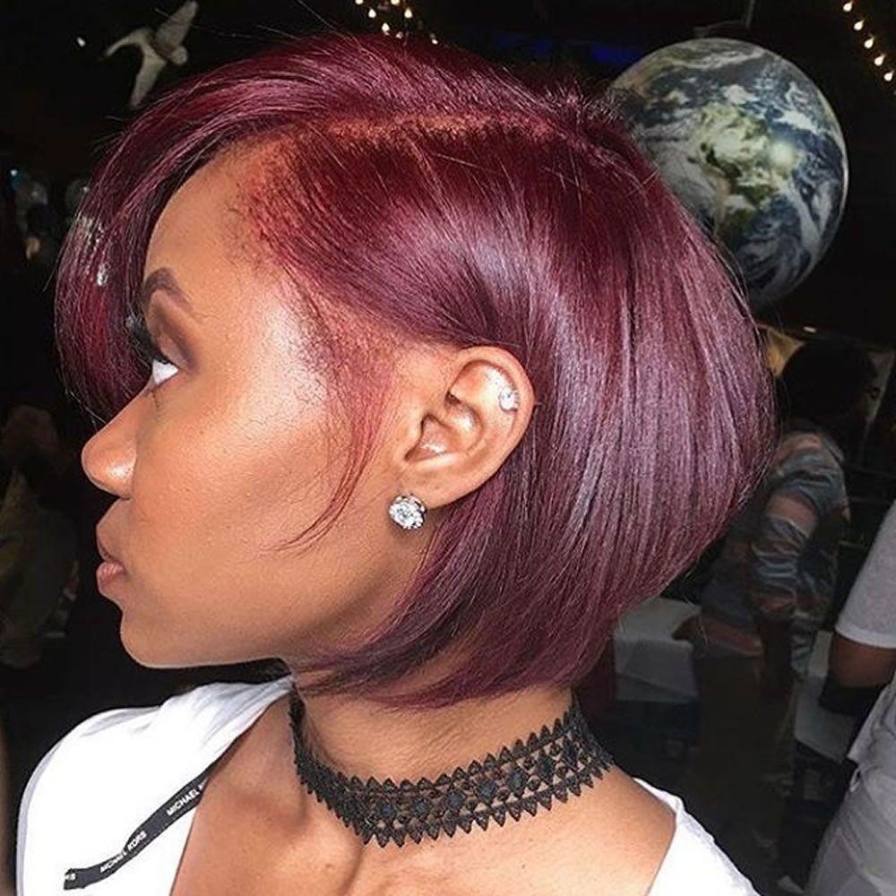 Quel couleur cheveux pour femme noire