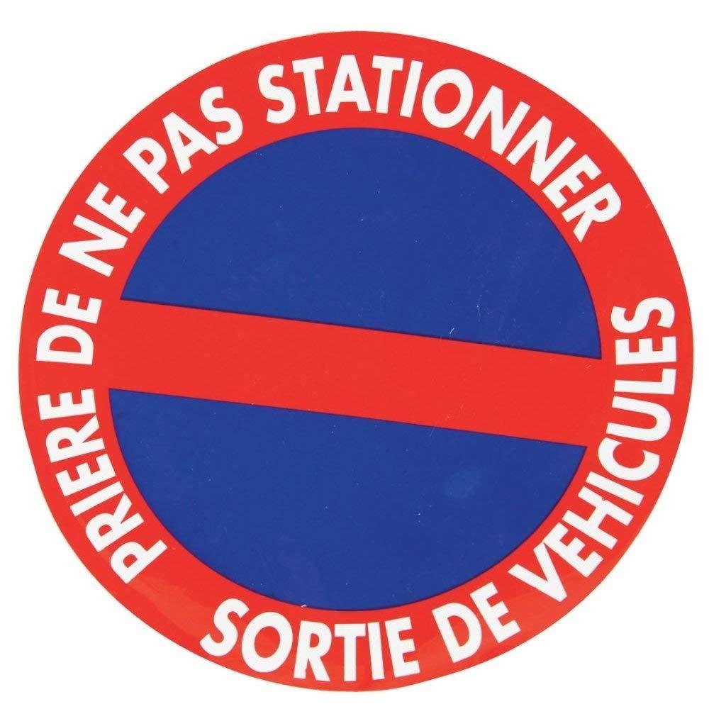 Panneau interdiction de stationner à imprimer gratuit
