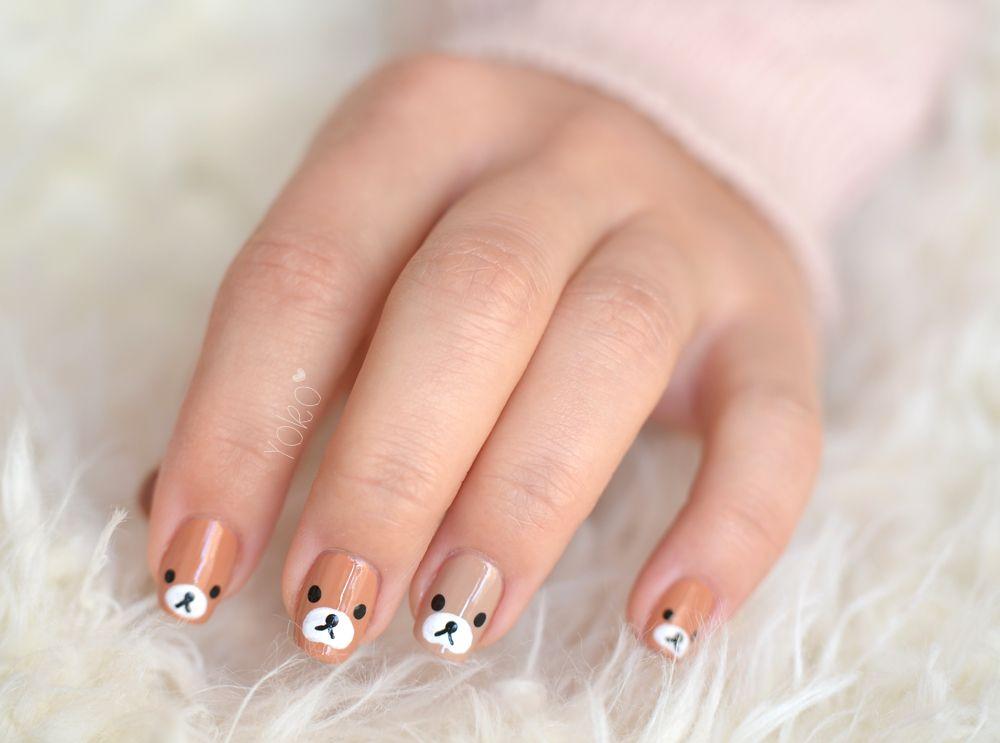 Yoko nail art facile