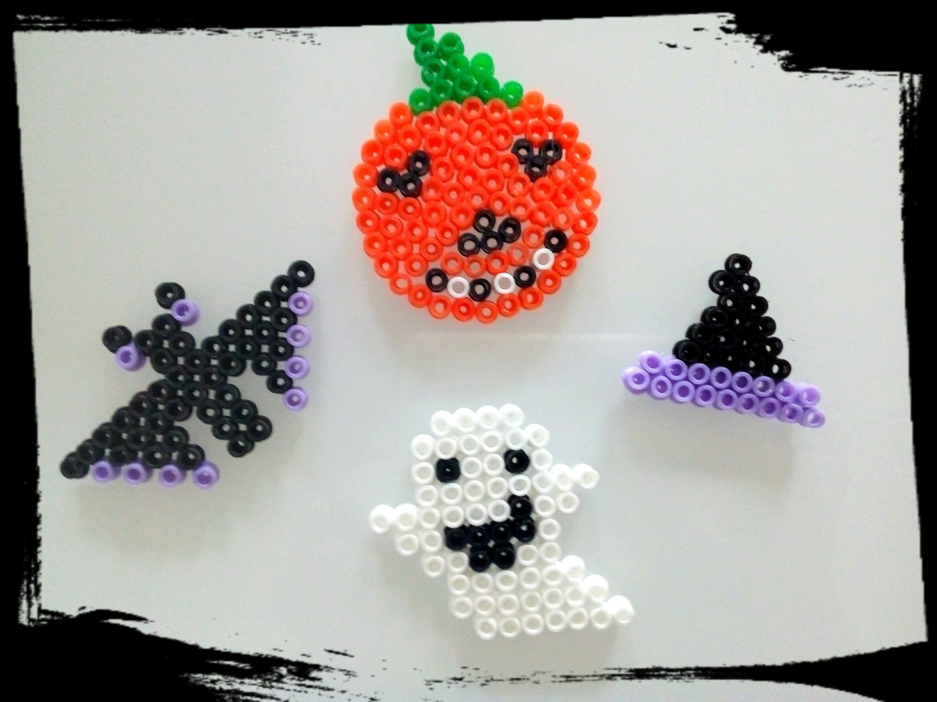 Halloween perle a repasser