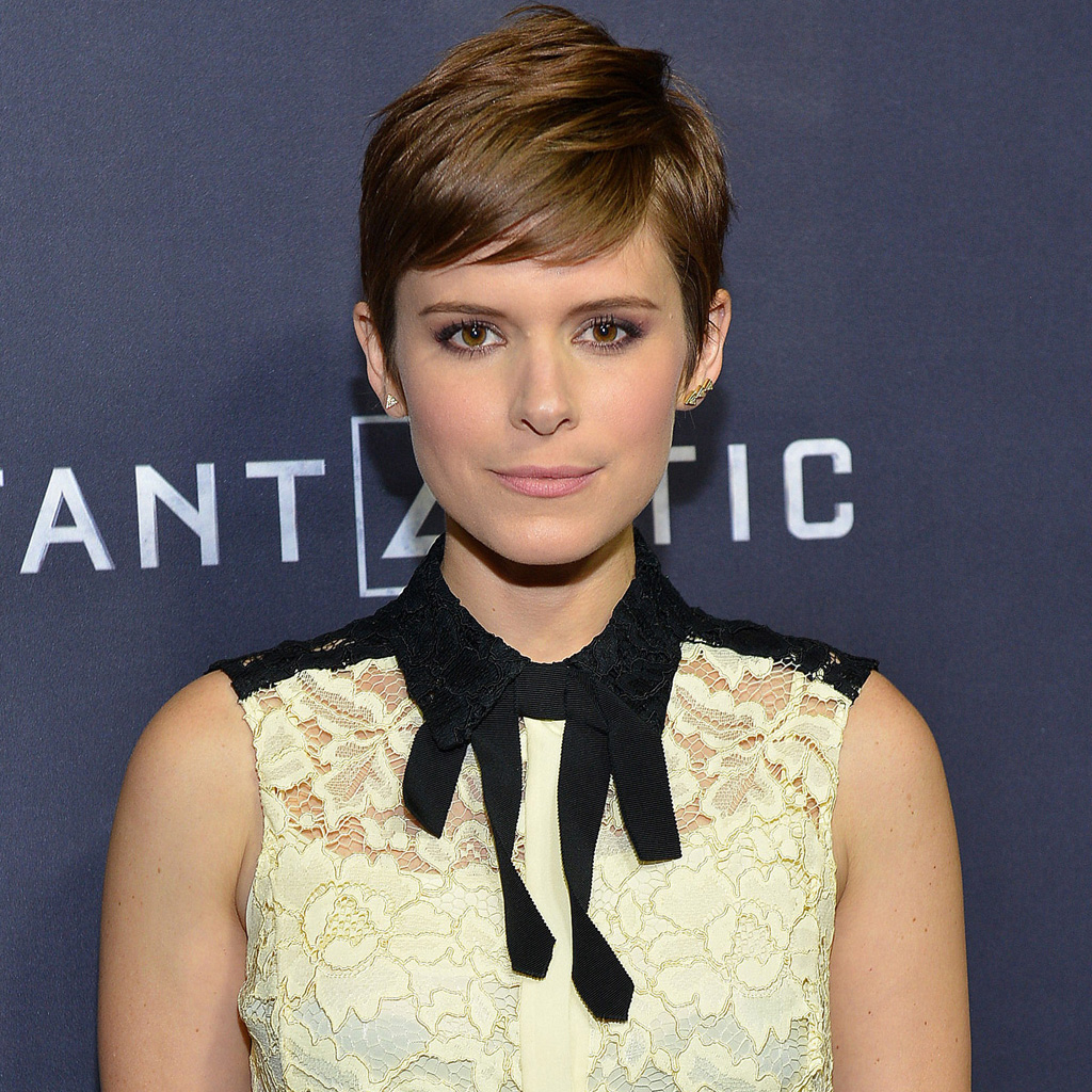 Kate mara cheveux courts