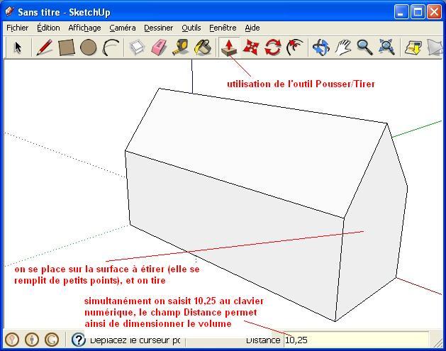 Logiciel plan de masse coté dans les 3 dimensions