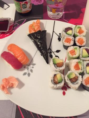 Yummy sushi grenoble