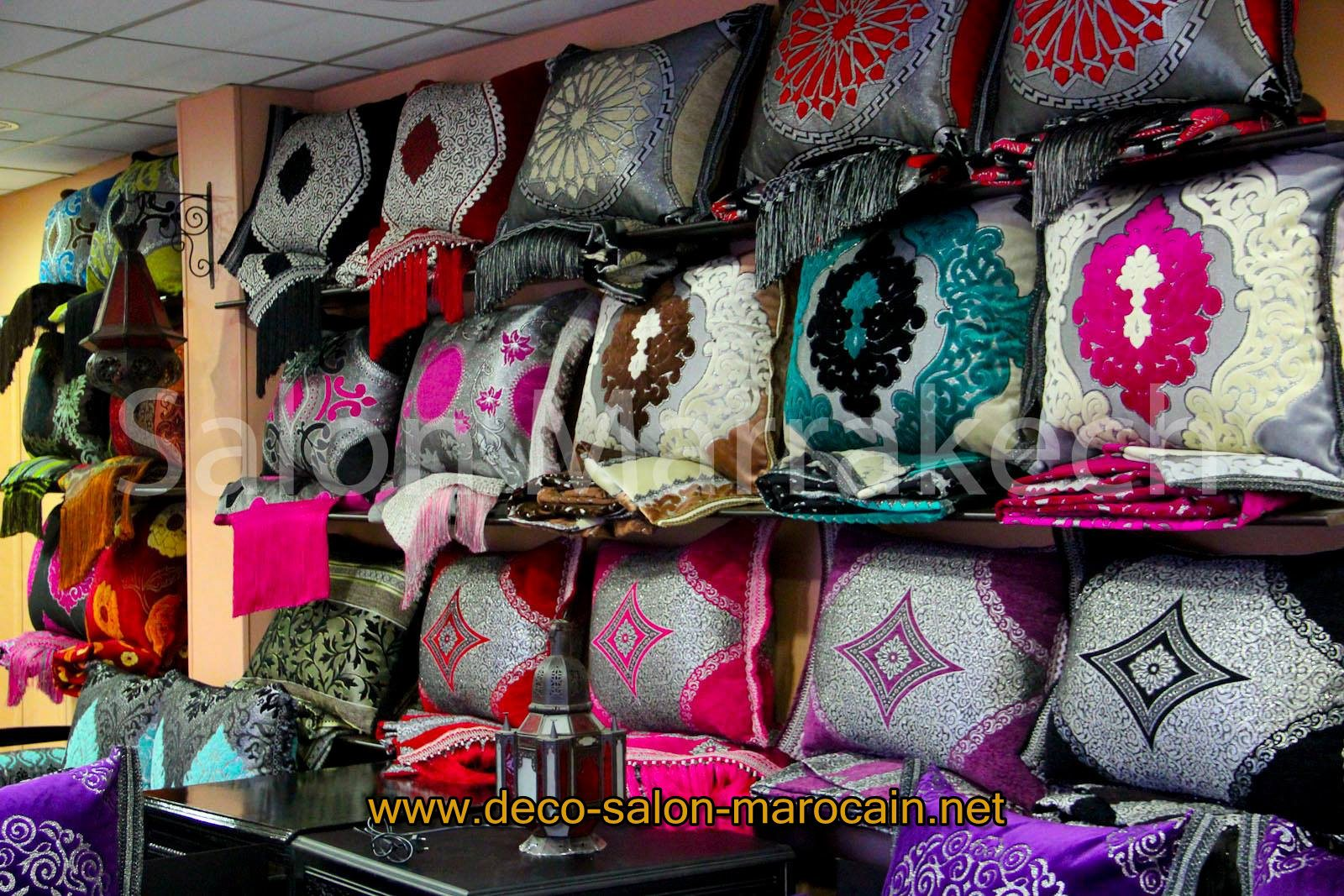 Kit tissu salon marocain