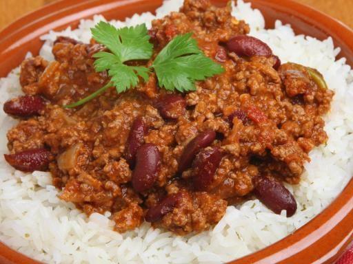 Marmiton chili con carne