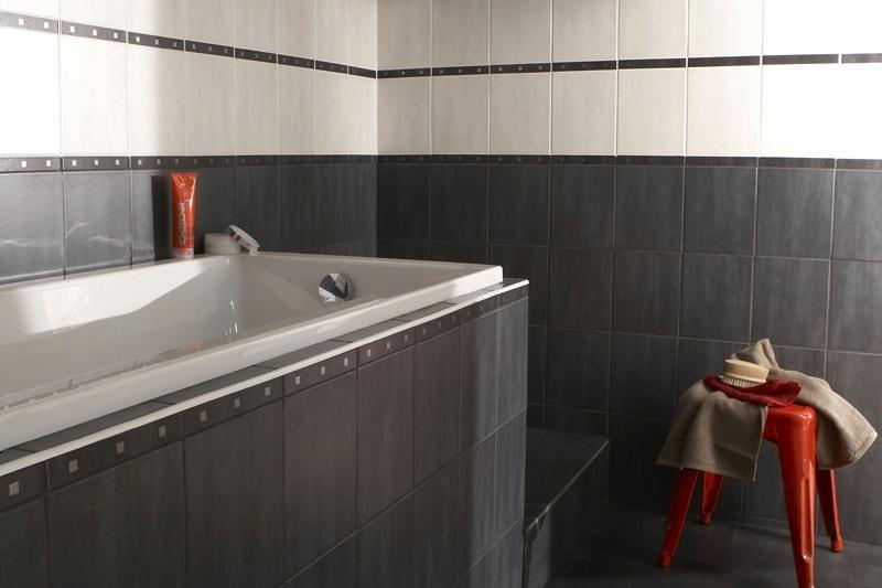 Béton ciré salle de bain castorama