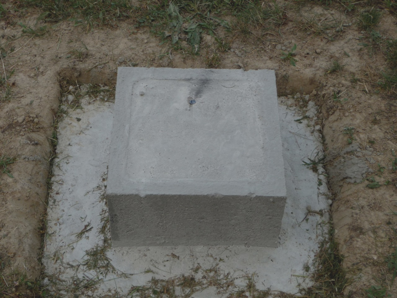 Comment faire des plots en beton