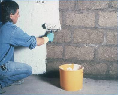 Habiller un mur en parpaing exterieur