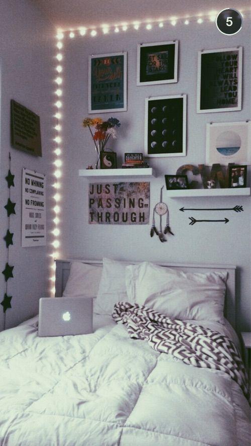 Inspiration chambre tumblr