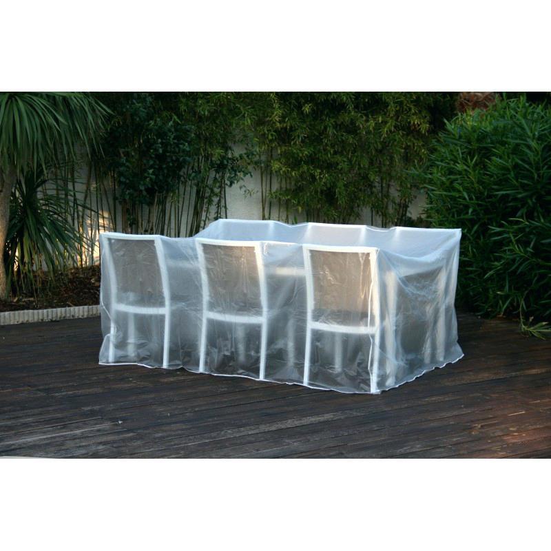 Housse de protection salon de jardin gifi