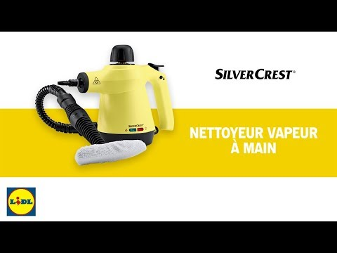 Nettoyeur vapeur main lidl