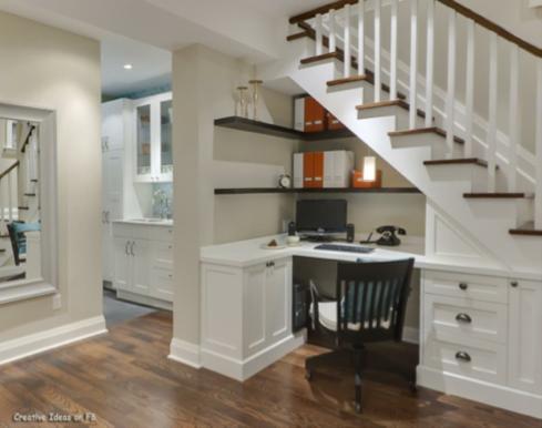Quelle couleur pour une entrée avec escalier