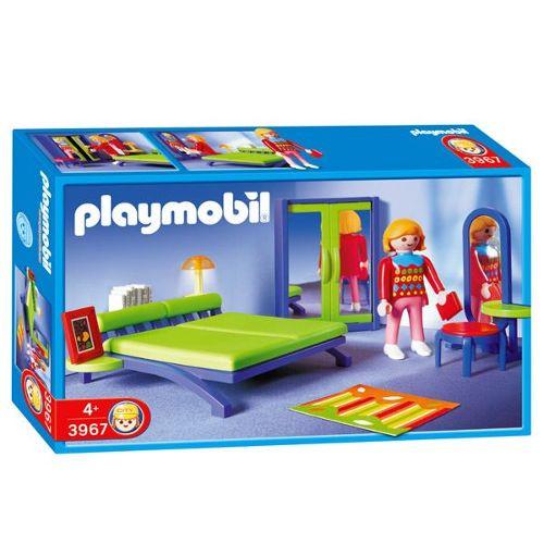 Photo de la maison moderne playmobil