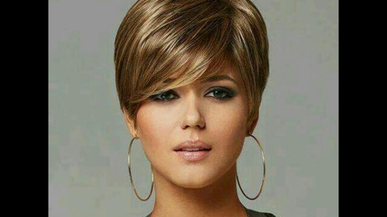 Coupe cheveux effilé court
