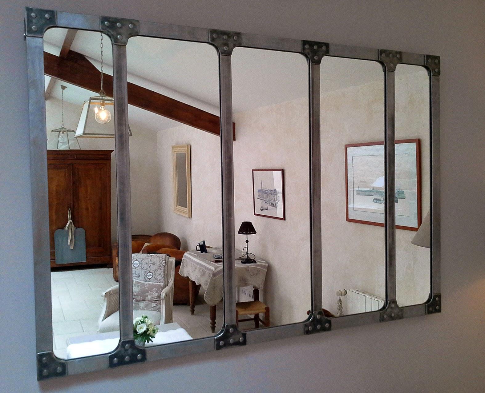 Miroir verriere castorama