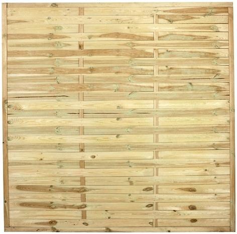 Panneaux bois brise vue brico depot