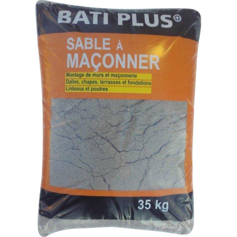 Big bag sable leroy merlin