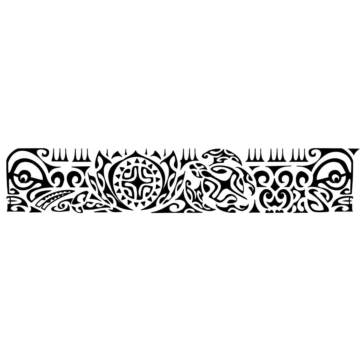 Bracelet maorie signification