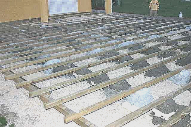 Plots beton brico depot